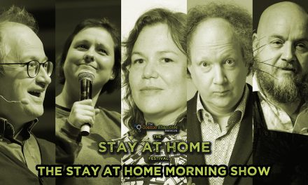 Helen Zaltzman, Andy Zaltzman and George Egg – The Stay at Home Morning Show May 5th