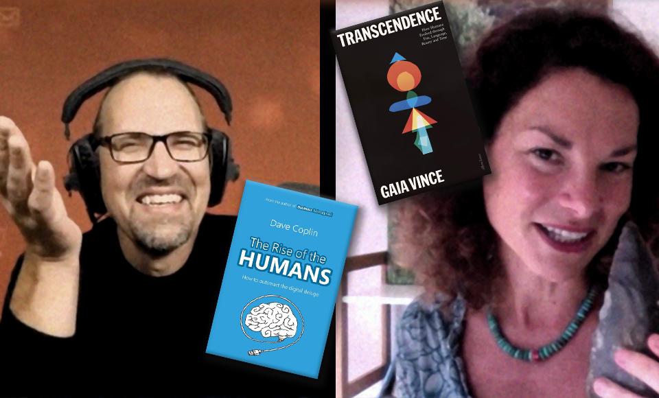 Dave Coplin & Gaia Vince – Book Shambles
