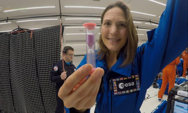 Granular Materials & the Rings of Saturn – Science in Zero G: Episode Three