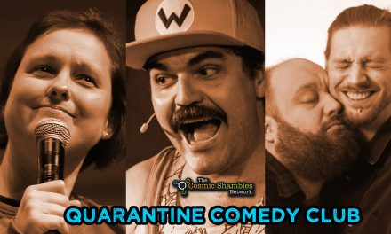 Quarantine Comedy Club – June 26th