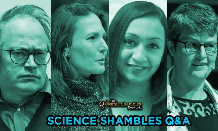Lucy Rogers & Roma Agrawal – Science Shambles Q&A