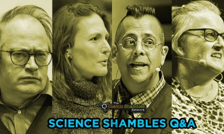 Simon Singh and Monica Grady – Science Shambles Q&A