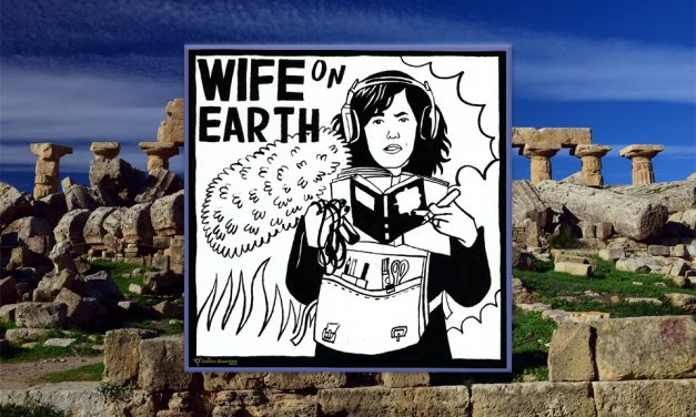 Dot Dot Dash It All – Wife on Earth