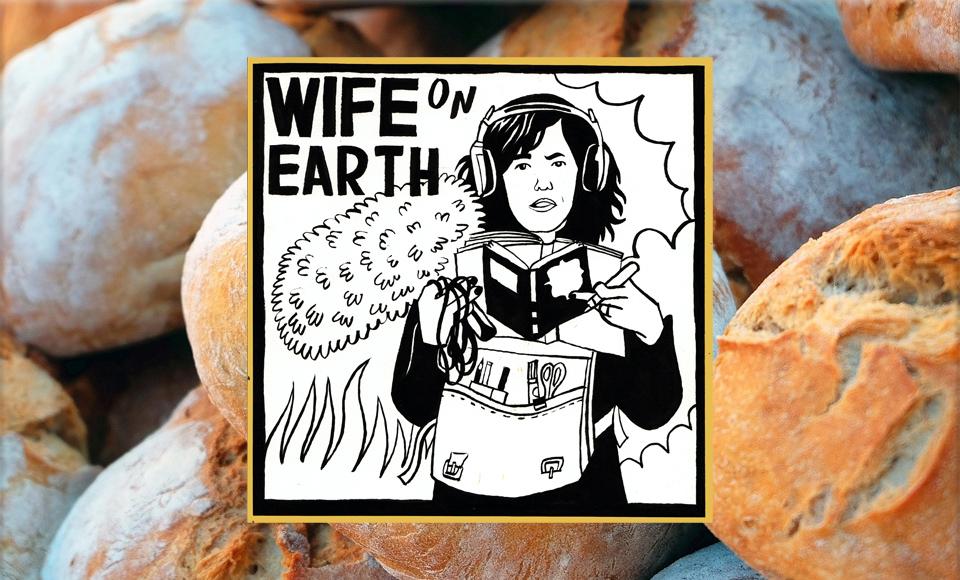 Supermarket Surrender – Wife on Earth