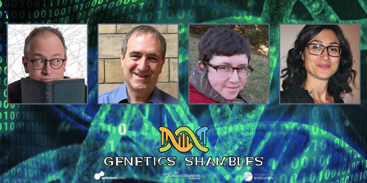 Humans: Evolved & Evolving – Genetics Shambles