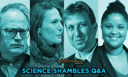 Chris Lintott and Tana Joseph – Science Shambles July 19th
