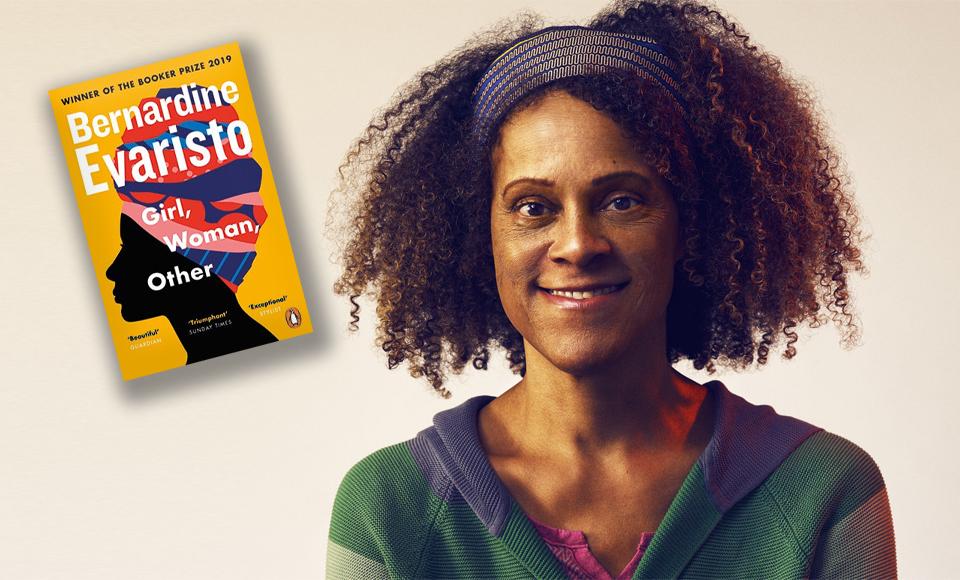Bernardine Evaristo – Book Shambles