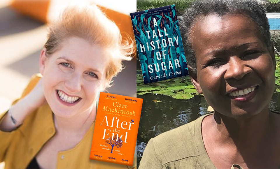 Clare Mackintosh & Curdella Forbes – Book Shambles