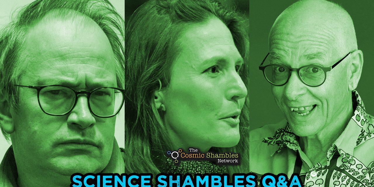 Dr Karl Kruszelnicki – Science Shambles July 12th