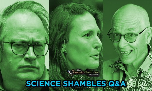 Dr Karl Kruszelnicki – Science Shambles July 12th