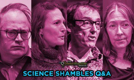 Philip Ball and Fay Dowker – Science Shambles July 26th