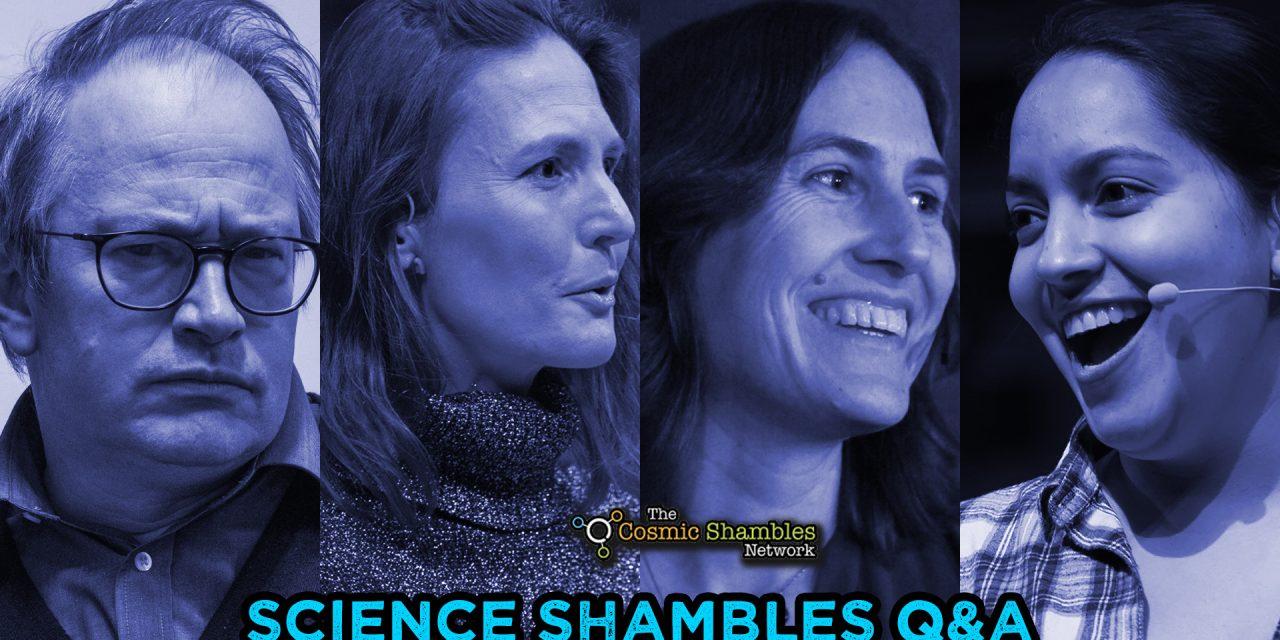 Katie Mack and Jen Gupta – Science Shambles August 16th