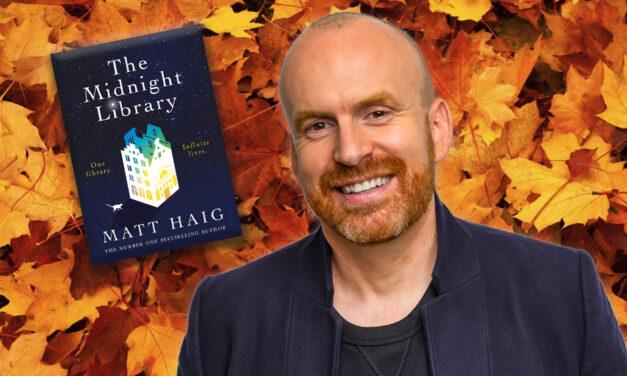 Matt Haig Returns – Book Shambles