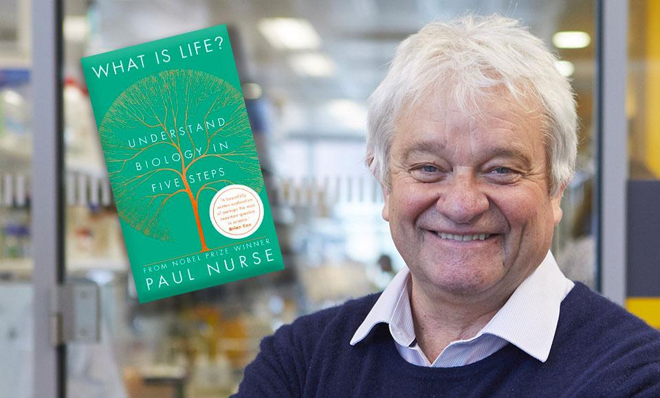 Sir Paul Nurse – Science Book Shambles
