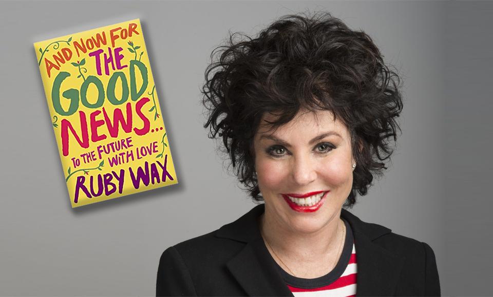 Ruby Wax – Book Shambles