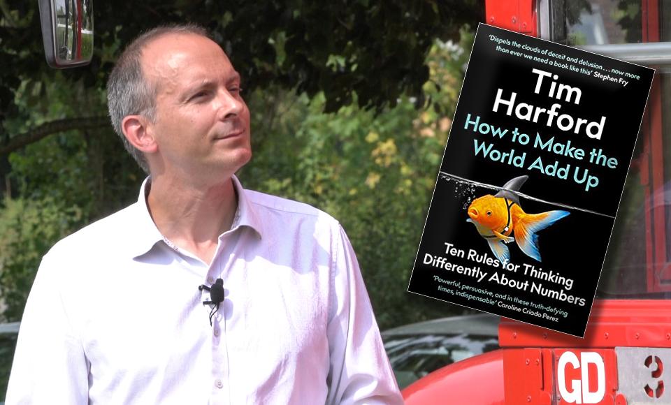 Tim Harford Returns – Book Shambles