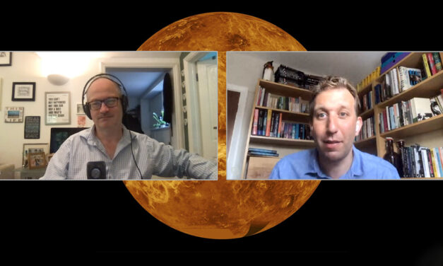 Is There Life on Venus? Chris Lintott & Robin Ince