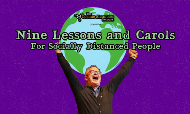 Nine Lessons and Carols for Socially Distanced People
