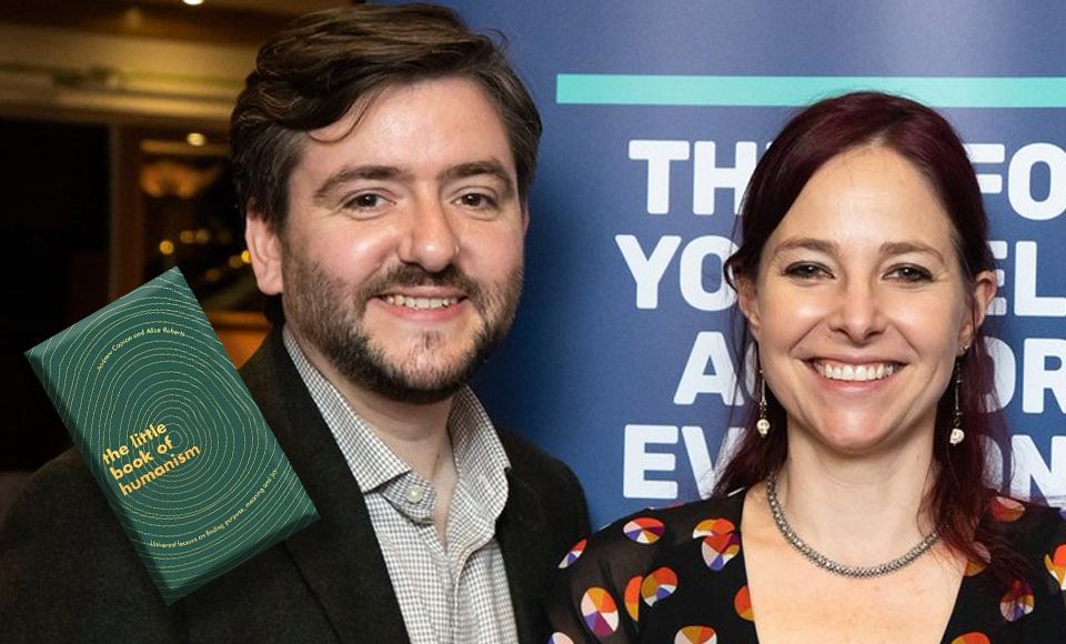 Alice Roberts & Andrew Copson – Book Shambles