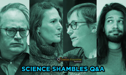 Linda Cremonesi and Achintya Rao – Science Shambles October 4th