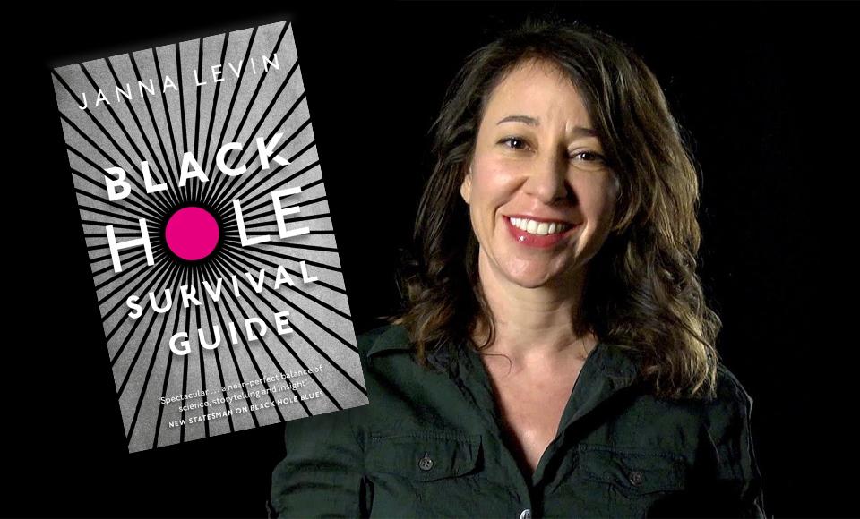 Janna Levin – Science Book Shambles