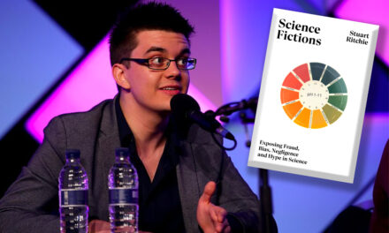 Stuart Ritchie – Science Book Shambles