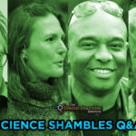 David Lindo & Amy-Jane Beer – Science Shambles November 22nd