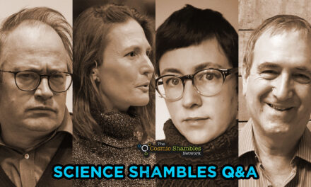 Chris Stringer and Rebecca Wragg Sykes – Science Shambles November 15th