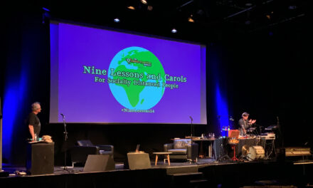 No Rest for the Curious – Robin Ince