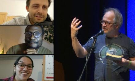 Joshua Idehen, Steve Mould & Jen Gupta – #NineLessons24 – Part 3