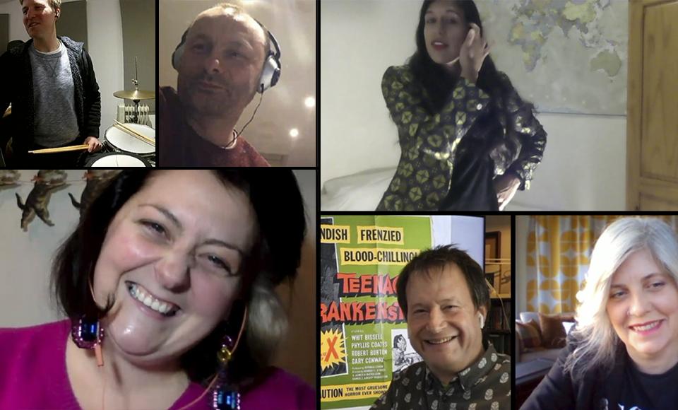 Kiri Pritchard-McLean, Bruce Hood, Kier-La Janisse & Charlie George – Nine Lessons 24 Hr Show Pt 11