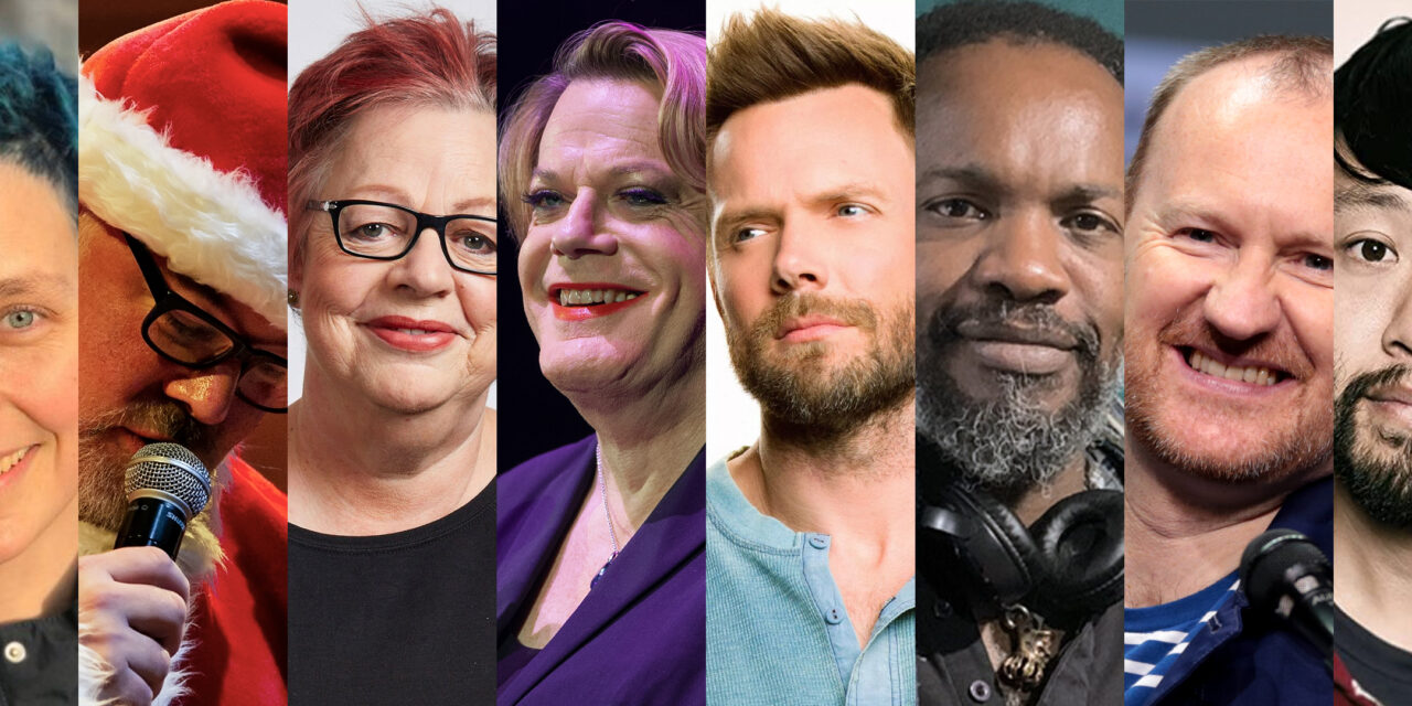 LOADS More Guests Announced for Nine Lessons 24 Hour Show!