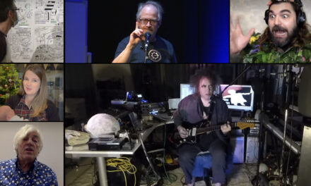 Robert Smith, Robyn Hitchcock, Suzi Gage and John-Luke Roberts – #NineLessons24 – Part 10