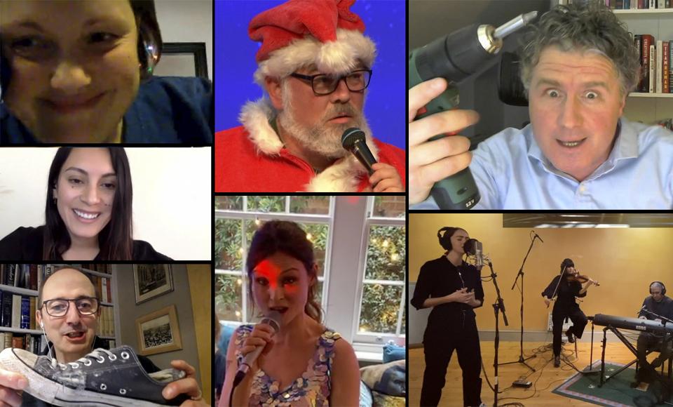 Stewart Lee, Ben Goldacre, Sophie Ellis-Bextor and More – #NineLessons24 – Part 8