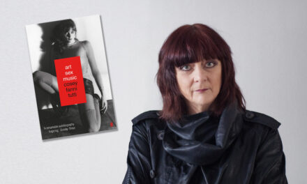 Cosey Fanni Tutti – Book Shambles