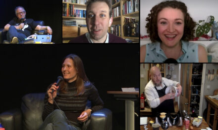 Helen Czerski, George Egg, Chris Lintott & Ginny Smith – #NineLessons24 – Part 18