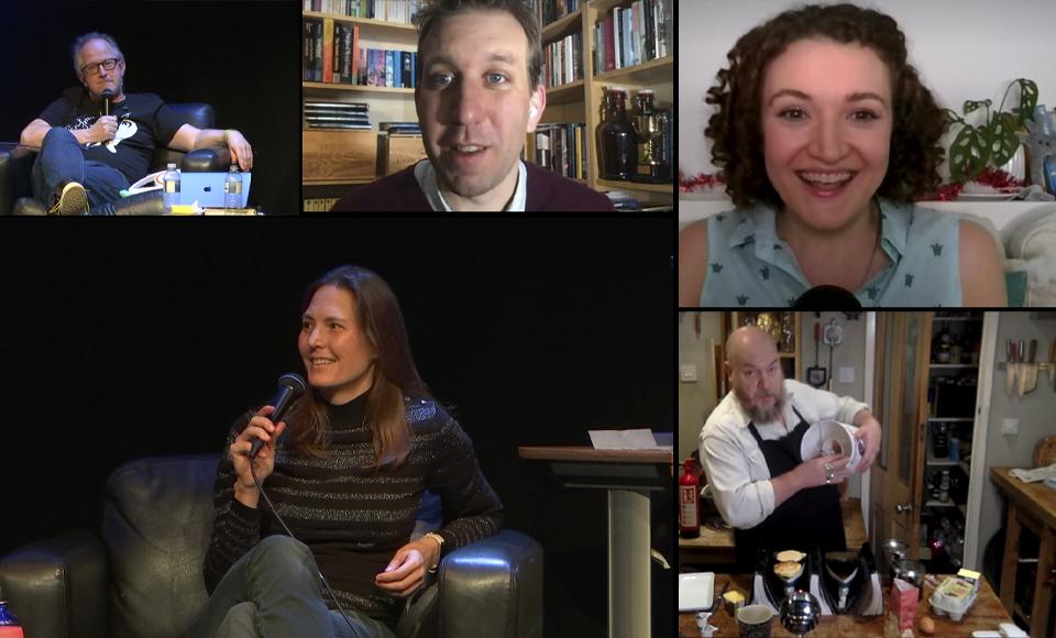 Helen Czerski, George Egg, Chris Lintott & Ginny Smith – #NineLessons24 – Part 18