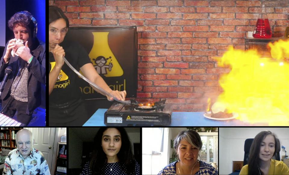 Michelle Dickinson, Matthew Cobb, Sunayana Bhargava & Indigenous Science – #NineLessons24 Part 16