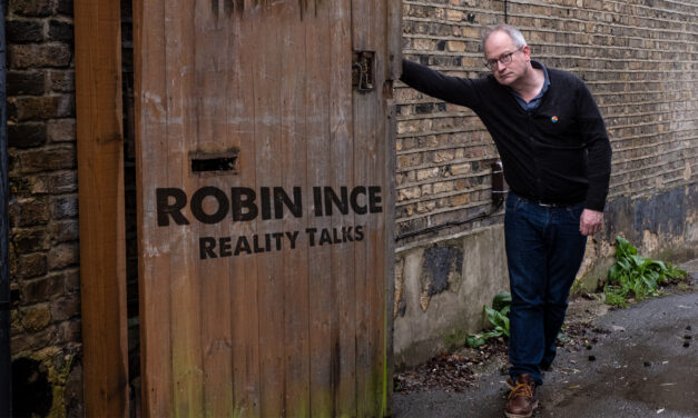 The Reality Talks – New Livestream Comedy from Robin Ince