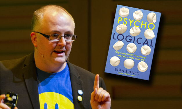 Psycho-Logical Virtual Book Launch