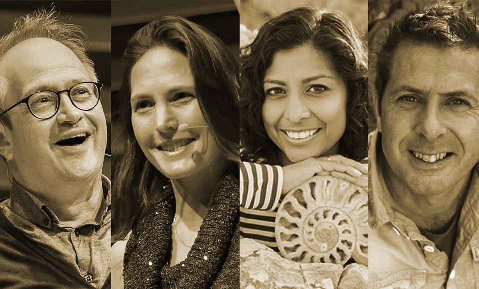 Anjana Khatwa & Iain Stewart – Science Shambles Feb 28th