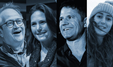 Steve Backshall & Georgia Jones – Science Shambles Feb 21st