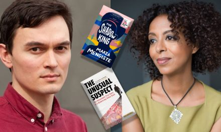 Ben Machell & Maaza Mengiste – Book Shambles