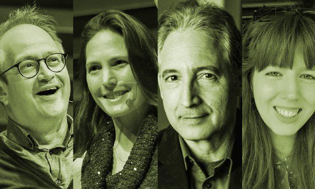 Brian Greene & Clara Nellist – Science Shambles April 4th