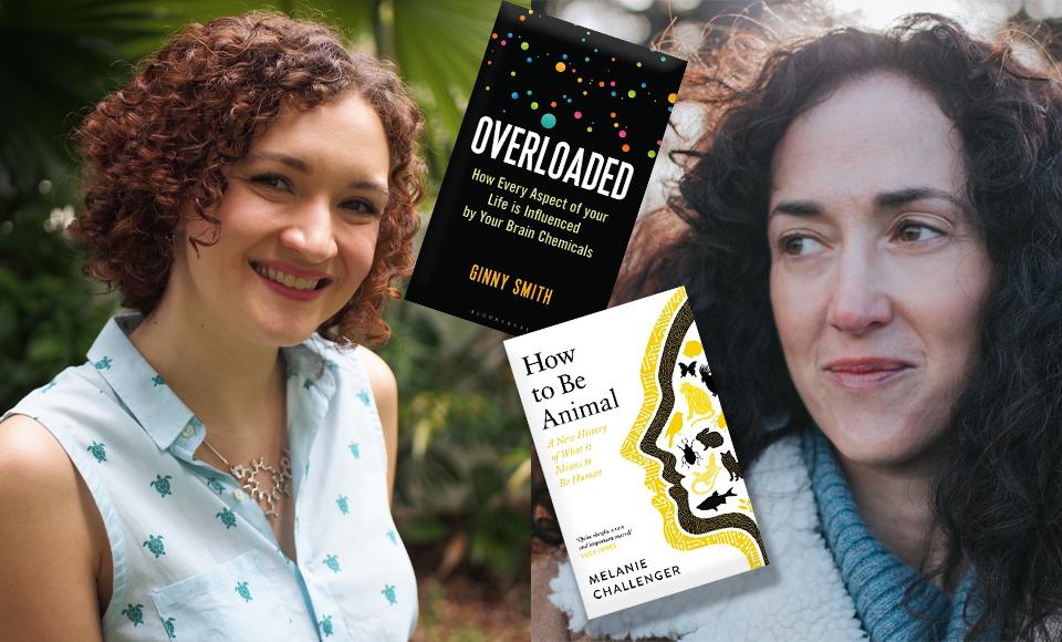 Ginny Smith & Melanie Challenger – Book Shambles