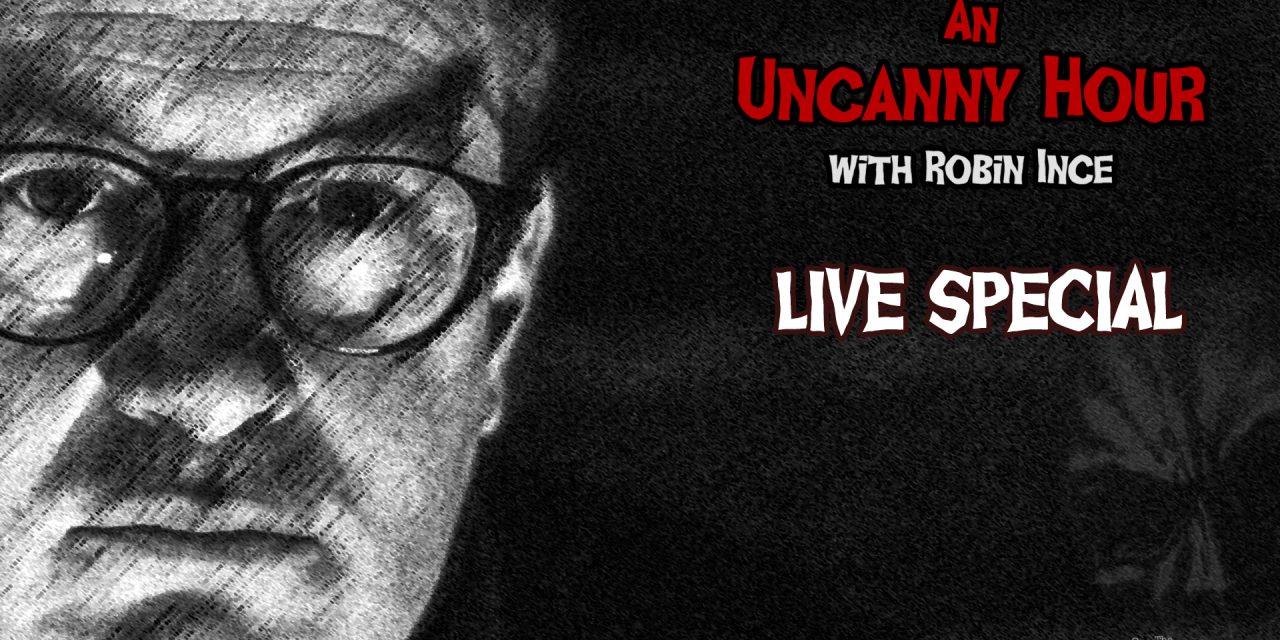 A Celebration of Uncanny Fiction – An Uncanny Hour Live