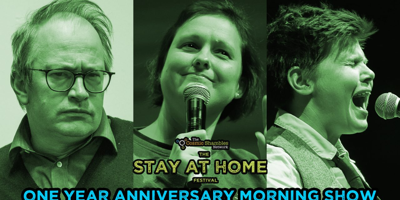 The Stay at Home Morning Show One Year Anniversary Special