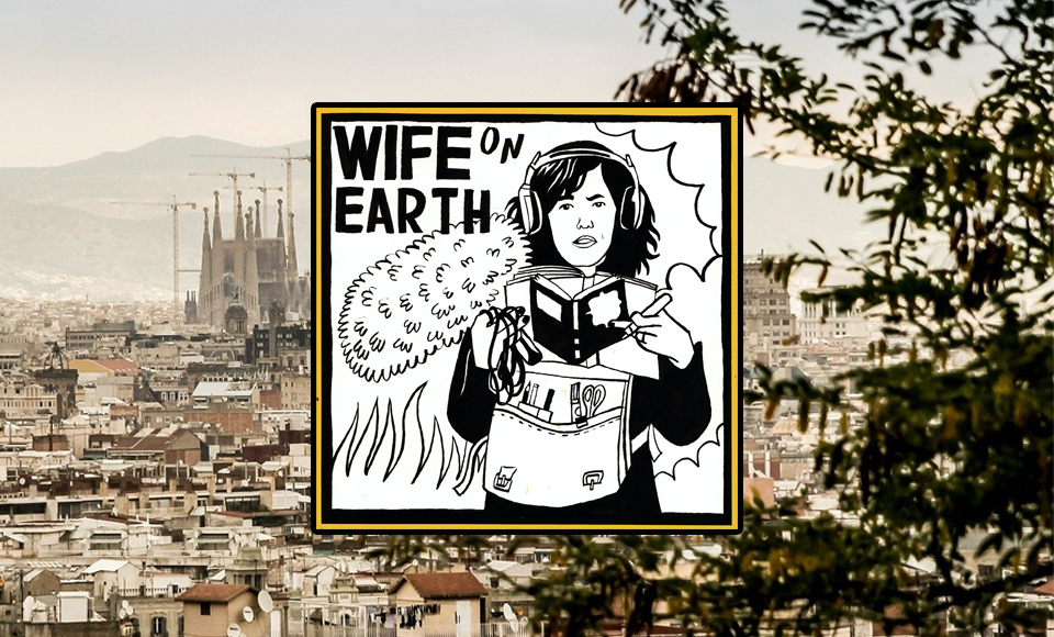 Spain – Wife on Earth