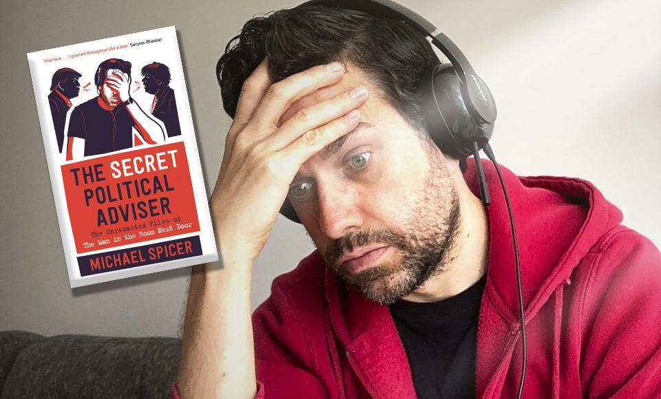 Michael Spicer – Book Shambles