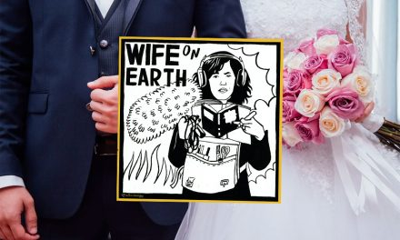 Marriage Guidance Man – Wife on Earth